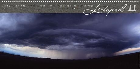 Kokořínsko – bouře nad Bezdězem & vyfoť a běž  [z Nedvězí]