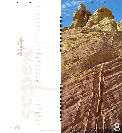 USA – Nevada, Valley of Fire S.P., White Domes